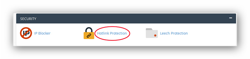 hot link protection